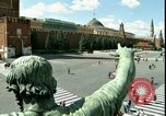 Image of Lenin's Tomb Moscow Russia Soviet Union, 1970, second 7 stock footage video 65675073439