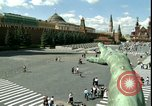 Image of Lenin's Tomb Moscow Russia Soviet Union, 1970, second 10 stock footage video 65675073439