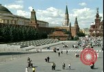 Image of Lenin's Tomb Moscow Russia Soviet Union, 1970, second 19 stock footage video 65675073439