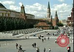 Image of Lenin's Tomb Moscow Russia Soviet Union, 1970, second 20 stock footage video 65675073439