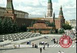 Image of Lenin's Tomb Moscow Russia Soviet Union, 1970, second 24 stock footage video 65675073439