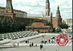 Image of Lenin's Tomb Moscow Russia Soviet Union, 1970, second 27 stock footage video 65675073439