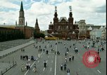 Image of Lenin's Tomb Moscow Russia Soviet Union, 1970, second 30 stock footage video 65675073439