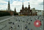 Image of Lenin's Tomb Moscow Russia Soviet Union, 1970, second 31 stock footage video 65675073439