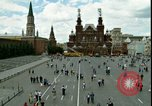 Image of Lenin's Tomb Moscow Russia Soviet Union, 1970, second 32 stock footage video 65675073439