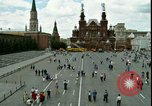 Image of Lenin's Tomb Moscow Russia Soviet Union, 1970, second 34 stock footage video 65675073439