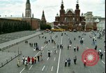 Image of Lenin's Tomb Moscow Russia Soviet Union, 1970, second 35 stock footage video 65675073439