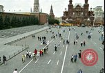 Image of Lenin's Tomb Moscow Russia Soviet Union, 1970, second 36 stock footage video 65675073439