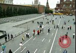 Image of Lenin's Tomb Moscow Russia Soviet Union, 1970, second 37 stock footage video 65675073439