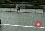Image of Lenin's Tomb Moscow Russia Soviet Union, 1970, second 52 stock footage video 65675073439