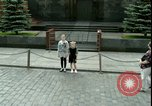 Image of Lenin's Tomb Moscow Russia Soviet Union, 1970, second 54 stock footage video 65675073439