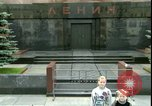 Image of Lenin's Tomb Moscow Russia Soviet Union, 1970, second 57 stock footage video 65675073439