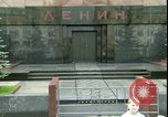 Image of Lenin's Tomb Moscow Russia Soviet Union, 1970, second 58 stock footage video 65675073439