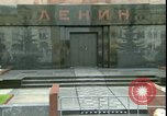 Image of Lenin's Tomb Moscow Russia Soviet Union, 1970, second 59 stock footage video 65675073439