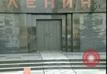 Image of Lenin's Tomb Moscow Russia Soviet Union, 1970, second 61 stock footage video 65675073439
