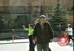 Image of Red Square Moscow Russia Soviet Union, 1970, second 22 stock footage video 65675073440