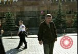 Image of Red Square Moscow Russia Soviet Union, 1970, second 24 stock footage video 65675073440