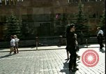 Image of Red Square Moscow Russia Soviet Union, 1970, second 28 stock footage video 65675073440