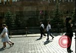 Image of Red Square Moscow Russia Soviet Union, 1970, second 31 stock footage video 65675073440
