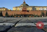 Image of Lenin's Tomb Moscow Russia Soviet Union, 1970, second 2 stock footage video 65675073441