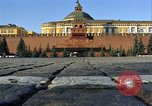 Image of Lenin's Tomb Moscow Russia Soviet Union, 1970, second 5 stock footage video 65675073441