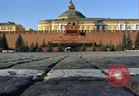 Image of Lenin's Tomb Moscow Russia Soviet Union, 1970, second 6 stock footage video 65675073441