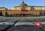 Image of Lenin's Tomb Moscow Russia Soviet Union, 1970, second 9 stock footage video 65675073441