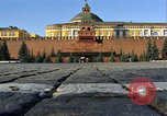 Image of Lenin's Tomb Moscow Russia Soviet Union, 1970, second 11 stock footage video 65675073441