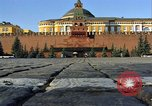Image of Lenin's Tomb Moscow Russia Soviet Union, 1970, second 14 stock footage video 65675073441