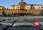 Image of Lenin's Tomb Moscow Russia Soviet Union, 1970, second 15 stock footage video 65675073441