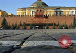 Image of Lenin's Tomb Moscow Russia Soviet Union, 1970, second 16 stock footage video 65675073441