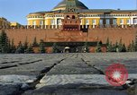 Image of Lenin's Tomb Moscow Russia Soviet Union, 1970, second 17 stock footage video 65675073441