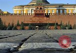 Image of Lenin's Tomb Moscow Russia Soviet Union, 1970, second 18 stock footage video 65675073441