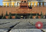 Image of Lenin's Tomb Moscow Russia Soviet Union, 1970, second 22 stock footage video 65675073441