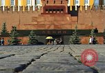 Image of Lenin's Tomb Moscow Russia Soviet Union, 1970, second 25 stock footage video 65675073441