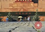 Image of Lenin's Tomb Moscow Russia Soviet Union, 1970, second 29 stock footage video 65675073441