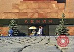 Image of Lenin's Tomb Moscow Russia Soviet Union, 1970, second 30 stock footage video 65675073441