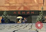 Image of Lenin's Tomb Moscow Russia Soviet Union, 1970, second 35 stock footage video 65675073441