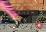 Image of Lenin's Tomb Moscow Russia Soviet Union, 1970, second 36 stock footage video 65675073441