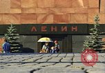Image of Lenin's Tomb Moscow Russia Soviet Union, 1970, second 37 stock footage video 65675073441