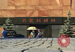 Image of Lenin's Tomb Moscow Russia Soviet Union, 1970, second 40 stock footage video 65675073441