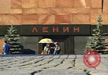 Image of Lenin's Tomb Moscow Russia Soviet Union, 1970, second 41 stock footage video 65675073441
