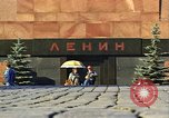 Image of Lenin's Tomb Moscow Russia Soviet Union, 1970, second 42 stock footage video 65675073441
