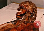 Image of mummies Moscow Russia Soviet Union, 1970, second 42 stock footage video 65675073443