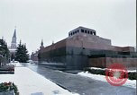 Image of monuments Moscow Russia Soviet Union, 1970, second 8 stock footage video 65675073447