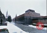 Image of monuments Moscow Russia Soviet Union, 1970, second 9 stock footage video 65675073447