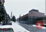 Image of monuments Moscow Russia Soviet Union, 1970, second 12 stock footage video 65675073447