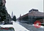 Image of monuments Moscow Russia Soviet Union, 1970, second 13 stock footage video 65675073447