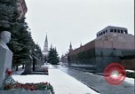 Image of monuments Moscow Russia Soviet Union, 1970, second 15 stock footage video 65675073447