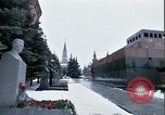Image of monuments Moscow Russia Soviet Union, 1970, second 17 stock footage video 65675073447